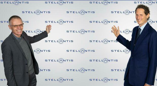 John Elkann, presidente si Stellatis, Exor e Ferrari