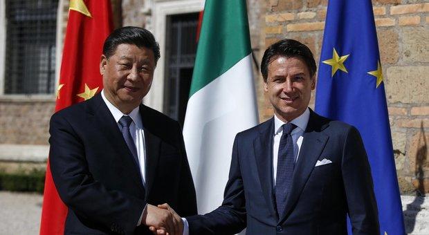 Italia-Cina, accordi sino a 20 miliardi: ma tra Di Maio e Salvini alta tensione