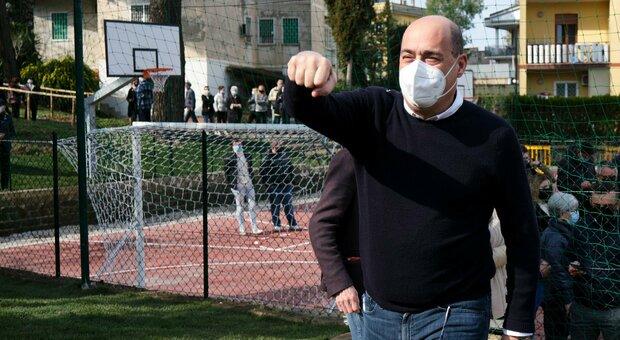 Zingaretti: «Non mi candido a Roma, faccio il governatore e sulle dimissioni da segretario non ci ripenso»