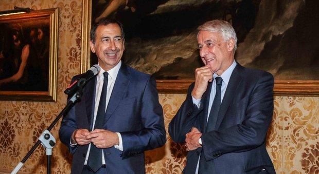 Milano sala emozionato ma subito al lavoro passaggio di for Subito offerte di lavoro milano