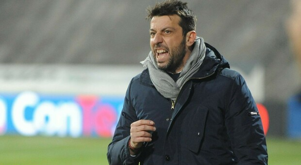 Parma, ecco D'Aversa: «Con la Lazio resettiamo»