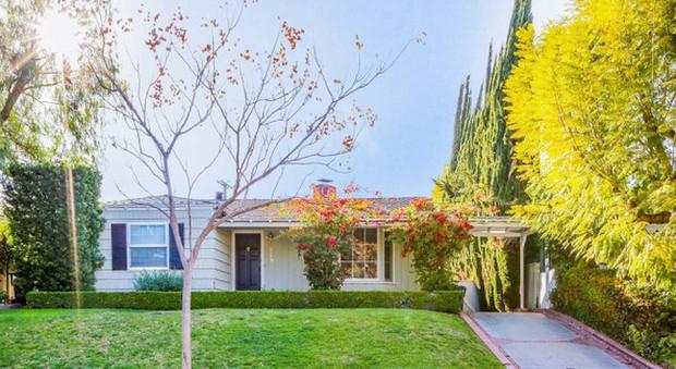 immagine Quentin Tarantino, in vendita la casa dove fu girato Pulp Fiction