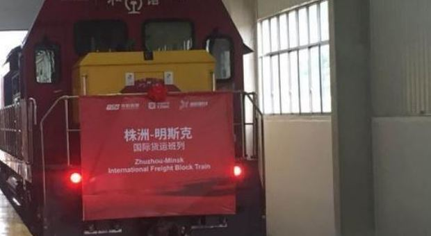 Europa, la Cina è sempre più vicina: inaugurato nuovo servizio di treni merci