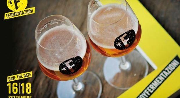 Roma, a Fermentazioni tutte le novità sul mondo italiano della birra dal 16 al 18 settembre