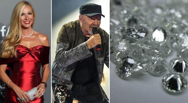 Truffa diamanti, 5 banche indagate: sequestrati 700 milioni, Vasco e Panicucci tra i raggirati