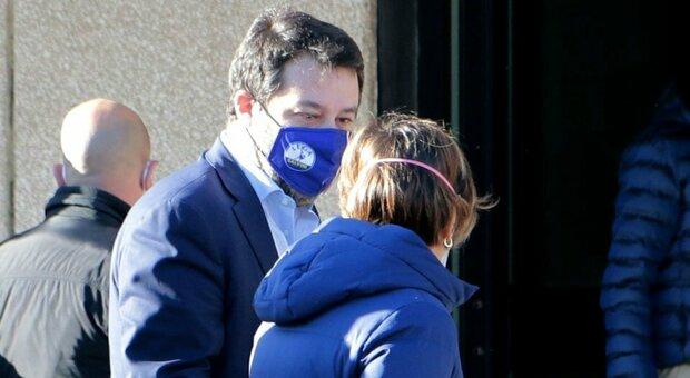 Gregoretti, Salvini a Catania: «Divieto di sbarco fu condiviso». Conte sarà sentito il 28 gennaio