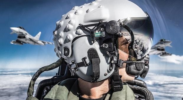 Aeronautica militare, il calendario 2017 dedicato al volo 4.0