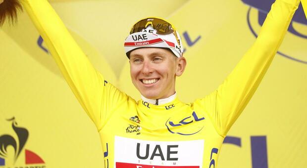 Pogacar vince sul Col du Portet e mette le mani sul Tour de France