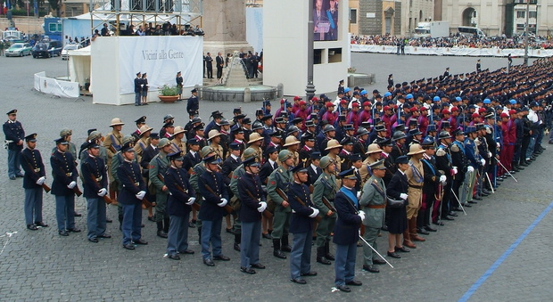 Roma Festa Della Polizia I Luoghi Storici Delle Celebrazioni