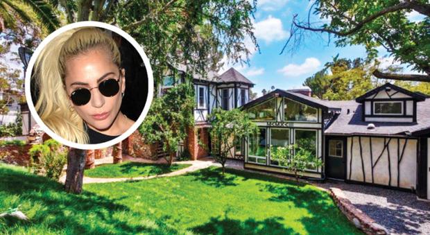 Lady Gaga acquista per cinque milioni di dollari l'ex residenza di Frank Zappa