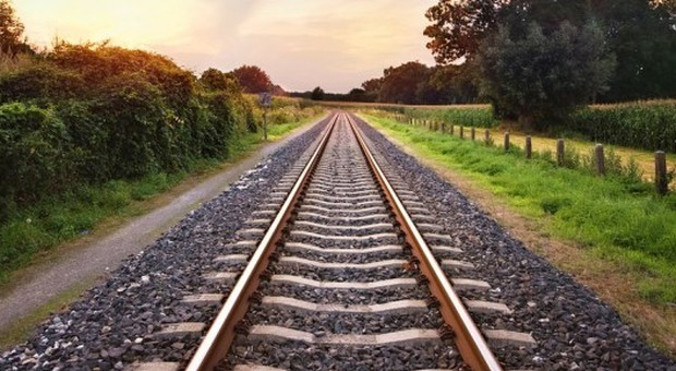 In treno in Europa