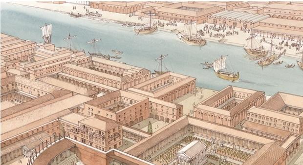 """Ostia Antica, svelato il """"viaggio"""" del grano: ritrovati reperti di 2000 anni fa"""