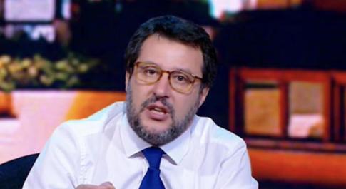 Salvini: «Silvia Romano? Dal governo servono risposte, spot a infami terroristi»