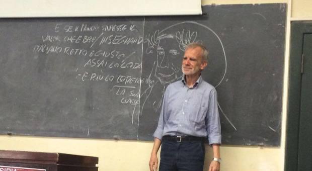 Va in pensione Serianni, l'italianista che insegna a mettere l'accento su sé stesso