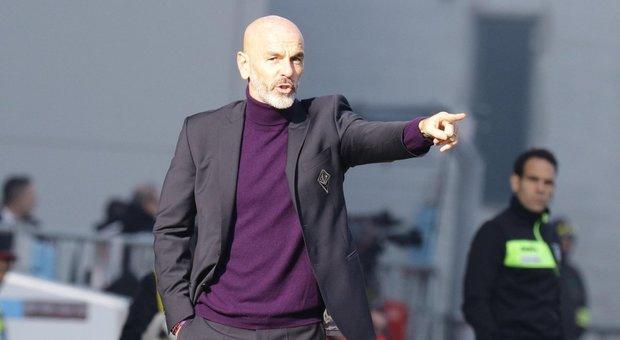 Fiorentina, i Viola tornano a Udine, Pioli: «Davide Astori sarà con noi»