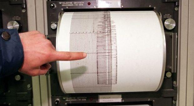 Terremoto, scossa magnitudo 4.4 tra L'Aquila e Amatrice