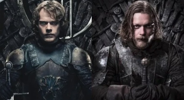 Game of Thrones, morto l'attore Andrew Dunbar: interpretava l'alter ego di Theon Greyjoy