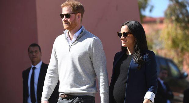 Harry e Meghan, scatta anche il toto-padrini: ecco chi sono i favoriti