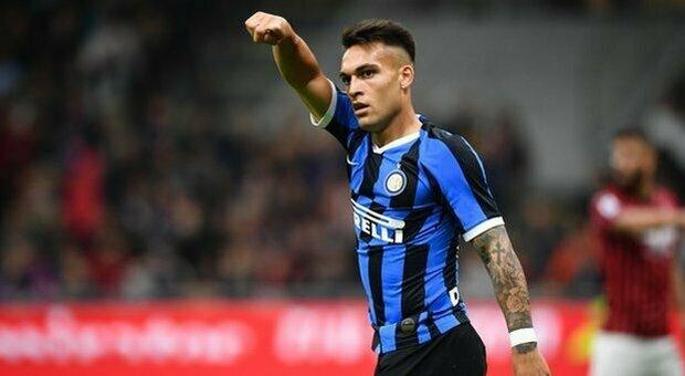 Lautaro Martinez non è sicuro del posto da titolare per la gara col Bologna: l'argentino si gioca il posto con Sanchez