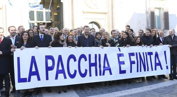Legittima Difesa, alla Camera Forza Italia con la Lega.