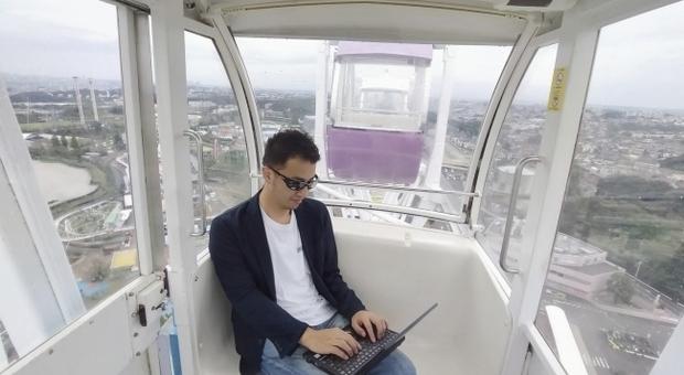 """Smart working originale a Tokyo: spazi innovativi e idee per i nuovi """"lavoratori nomadi"""""""
