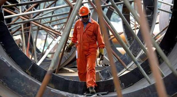 Confindustria: stime Pil riviste in forte rialzo a +1,3%