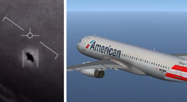 Ufo nei cieli del New Mexico, American Airlines conferma l'avvistamento del pilota Video