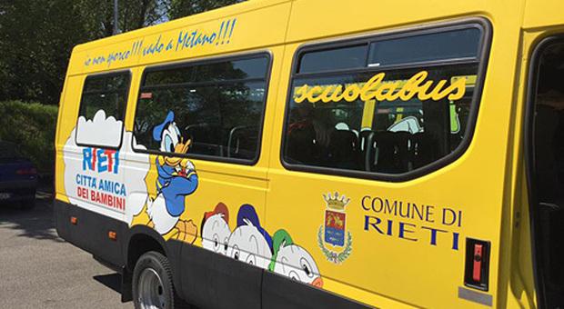 Assistenza e vigilanza a bordo degli scuolabus del Comune di Rieti: pubblicata la manifestazione di interesse