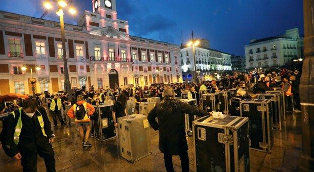 Covid, a Madrid restrizioni alla mobilità in 37 zone. Hacker cinesi rubano dati ricerca vaccino