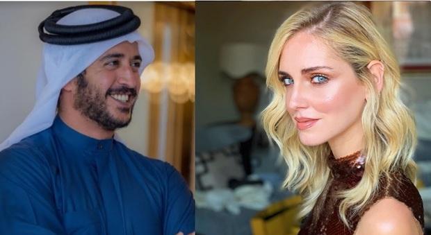 """Chiara Ferragni """"conquista"""" il figlio del re del Bahrain"""