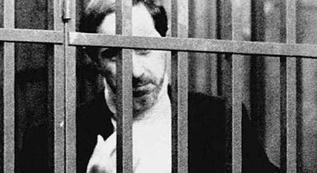 Gilberto Cavallini all'epoca del primo processo