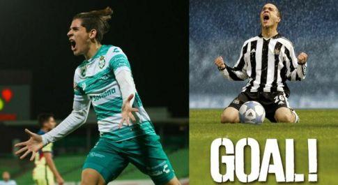 """Il Newcastle segue il messicano Santiago Munoz, sembra il film """"Goal"""""""