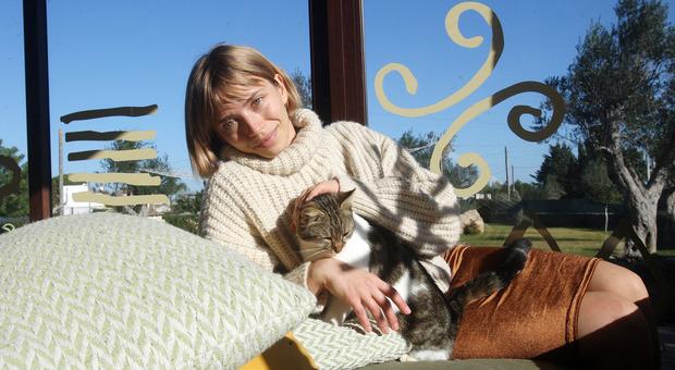 Isabella Potì in una foto di Ivan Tortorella