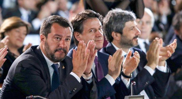 Salvini e Conte, l'ultima mossa del leader leghista per restare in gioco