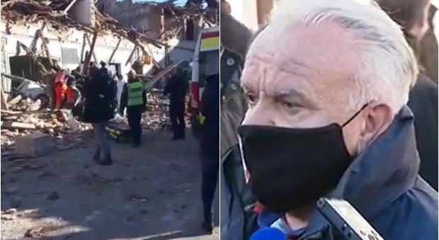 Terremoto Croazia, il sindaco di Petrinja: «Sembra Hiroshima, non ho più mezza città»