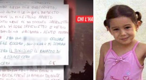 Denise Pipitone, la lettera anonima di un testimone: «Gridava, aiuto mamma aiuto»