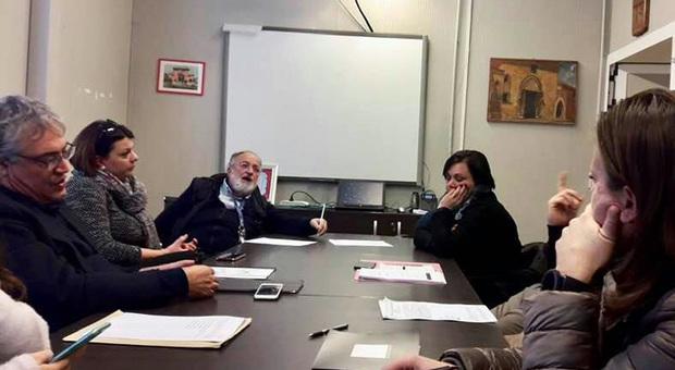 Rieti, il neoassessore regionale Orneli ad Amatriceper incontrare le aziende e il Comune - Il Messaggero