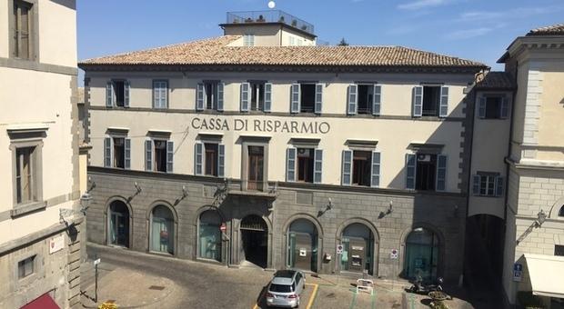 Cassa di Risparmio di Orvieto. Devoluti alla Caritas della diocesi di Orvieto-Todi parte degli importi destinati agli omaggi di Natale