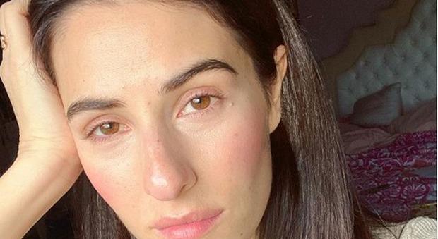 Diana del Bufalo in lacrime su Instagram: «Non sto passando un periodo facile»