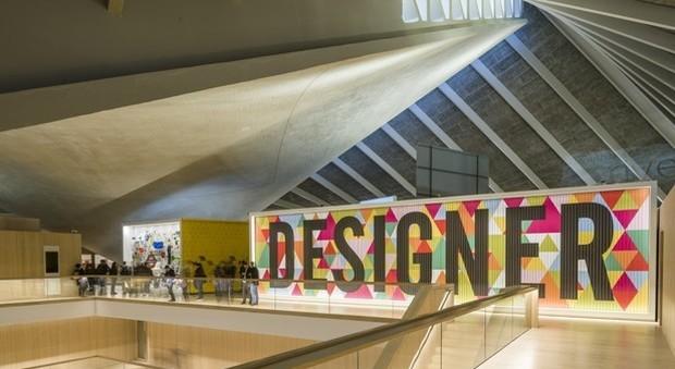 immagine Fine anno a Londra per visitare il nuovissimo Museo di design più grande del mondo