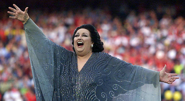 Addio a Montserrat Caballé. Ecco il video con Freddy Mercury