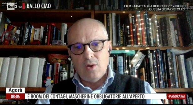 Vaccino Covid, Ricciardi: «Primi risultati prossima settimana. In Campania stessi casi dell'Italia a maggio»