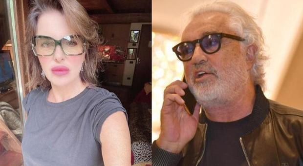 Briatore gelido su Alba Parietti: «Se ho sentito cosa ha detto?». La risposta che non lascia dubbi