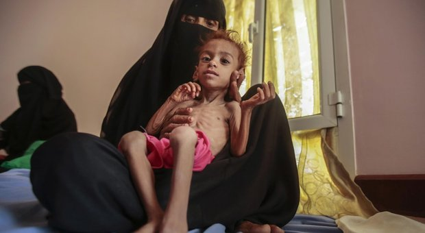 Yemen, l'appello di Guterres: «Tregua immediata»