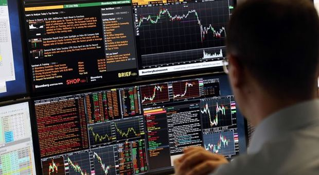 Borsa:Europa debole con Ny,Milano -0,11%