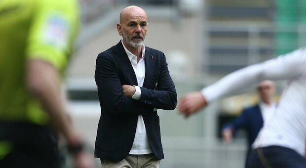 Milan, Pioli: «Superlega? Non è il momento di pensare ad altro, vedremo in futuro»