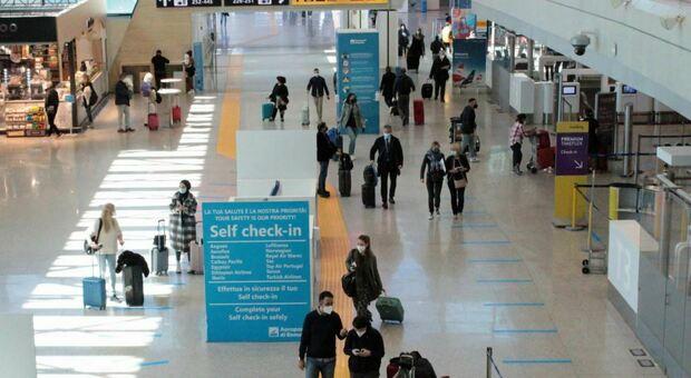 Covid, test in aeroporto a Fiumicino: firmata collaborazione Spallanzani-ADR