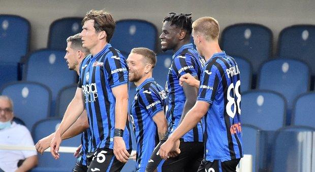 L'Atalanta è sempre una macchina da gol: Sassuolo travolto 4-1