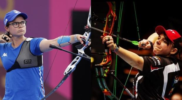 Lucilla Boari, chi è la tiratrice con l'arco che si gioca il bronzo a Tokyo 2020