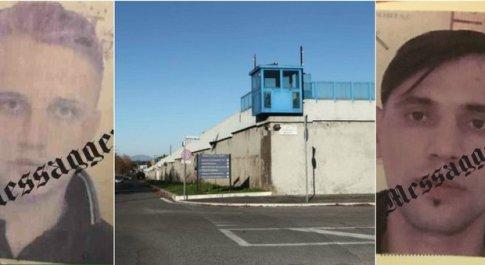 Roma, due detenuti evadono dal carcere di Rebibbia: forze dell'ordine all'opera per ritrovarli